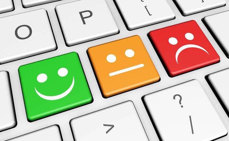 Customer survey to measure customer service - beta compression