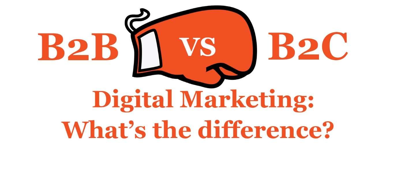 difference between b2b and b2c digital marketing - beta compression