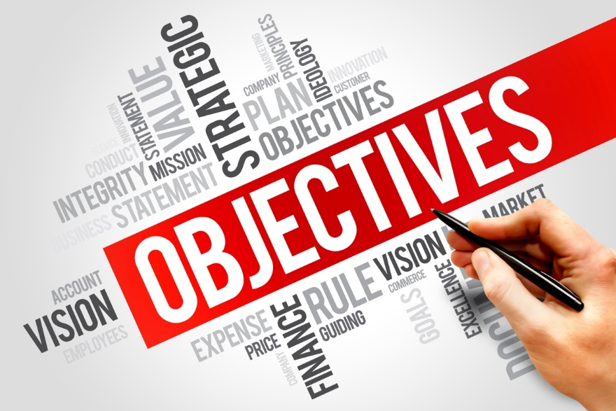4 Principles of Marketing Strategy - define objectives - Beta Compression