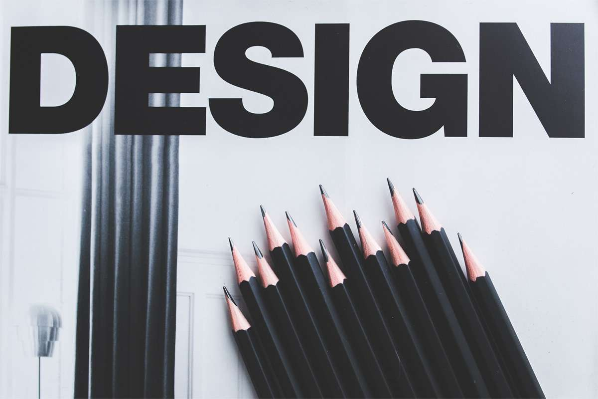 Typography Creativity and Enhancement - web design trends 2018