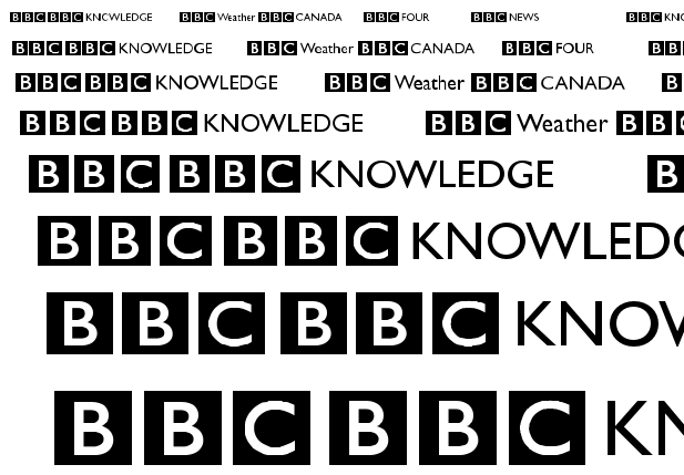 bbc logo - World's Most Famous Logos